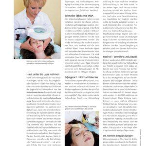 "Presse Beauty Forum ""Anti-Aging bei unreiner Haut"" 2/3"